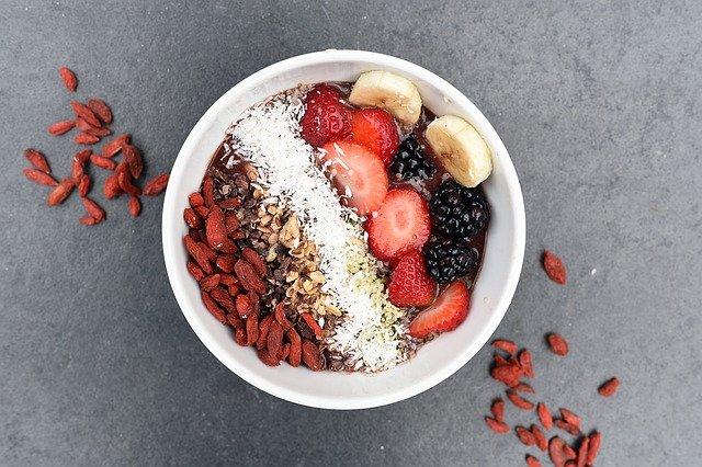 alimentation saine sans sucre blanc